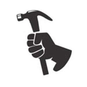 DJ Enterprise Construction & Lawn Care Logo