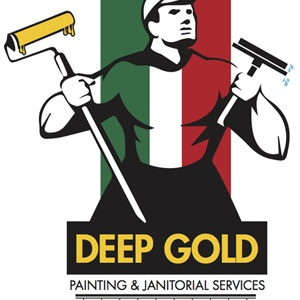 Deep Gold Painting Company Cover Photo