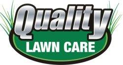 Quality lawncare Logo