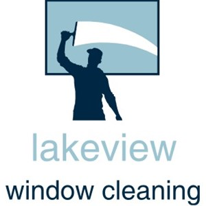 Lakeview window cleaning Logo