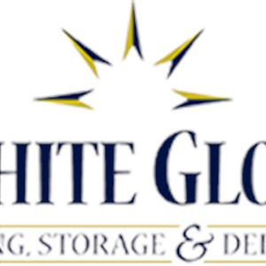 White Glove Storage & Delivery Logo