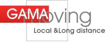Gama Moving and Delivery Logo