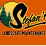 Stefans Landscape Maintenance Logo