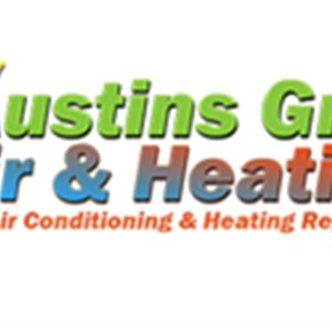 Austins Green Air Logo