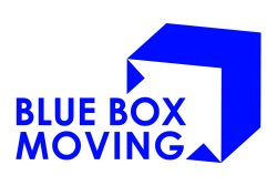 Bluebox Moving Logo