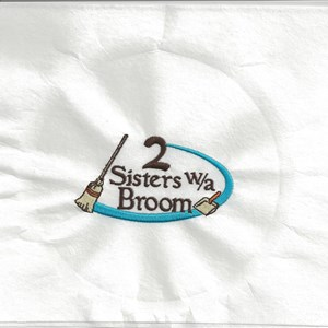 2 Sisters With A Broom Cover Photo