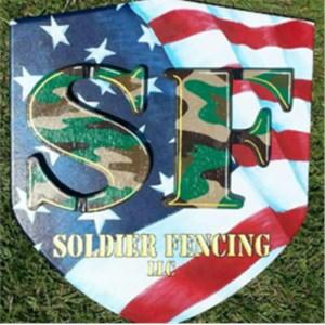 Soldier Fencing Logo