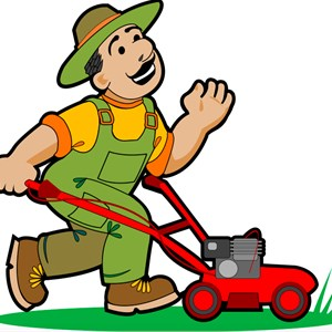 Little Amigos Mowing Logo