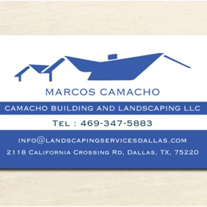 Camacho Building and Landscaping LLC Logo