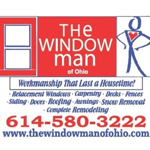The Window Man of Ohio Logo