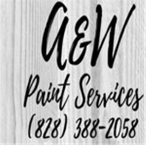 A&W Painting Service Logo
