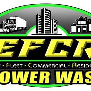 EFCR Power Wash Logo