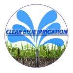 Clear Blue Irrigation Logo