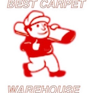 Best Carpet Warehouse Logo