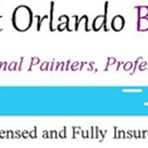 Paint Orlando Beautiful Logo