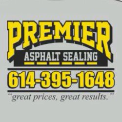 Premier Asphalt Sealing Logo