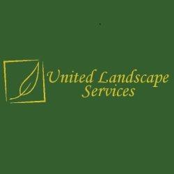 UNITED LANDSCAPE SERVICE Logo