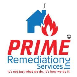 Prime Remediation Services Inc. Logo