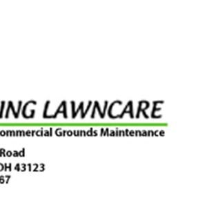 Downing Lawncare LLC Logo