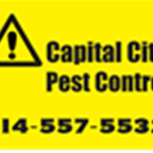 Capital City Pest Control Logo