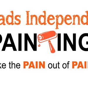 Chads Independent Painting, LLC Logo