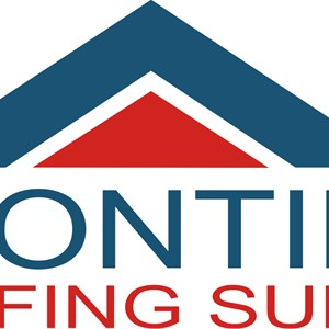 Frontier Roofing Supply Logo