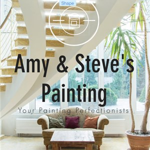 Amy And Steves Painting LLC Logo