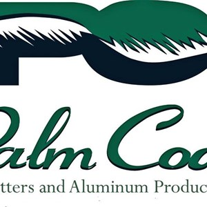 Palm Coast Shutters & Aluminum Products, Inc. Logo