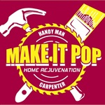 Make It Pop Home Rejuvenation Services Logo