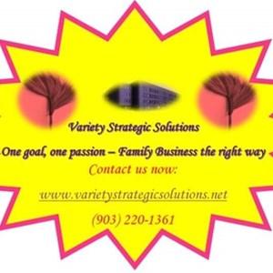 Variety Strategic Solutions Logo