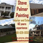 Steve Palmer Painting Cover Photo