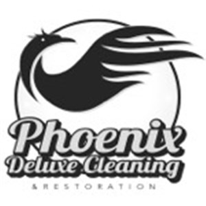 Phoenix Deluxe Cleaning And Restoration Logo