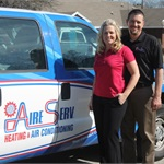 Aire Serv of Johnson County Logo