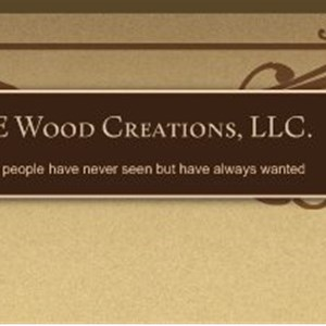 Unique Wood Creations, LLC Logo