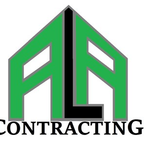 ALR Contracting Logo