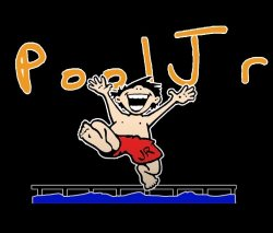 Pooljr Logo