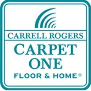 Carrell Rogers Carpet One Logo