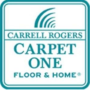 Carrell Rogers Carpet One Logo