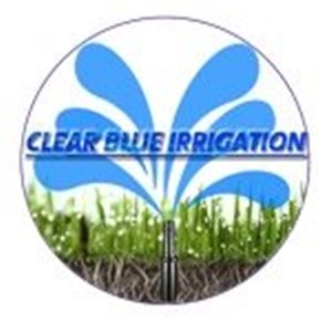 Clear Blue Irrigation Logo