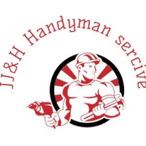 Jj&h Handymand Service Logo