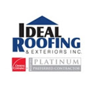 Ideal Roofing & Exteriors, Inc. Logo