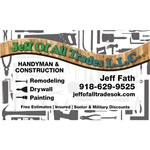Garage Door Struts Contractors Logo
