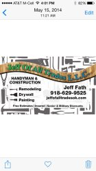 Jeff of All Trades Logo