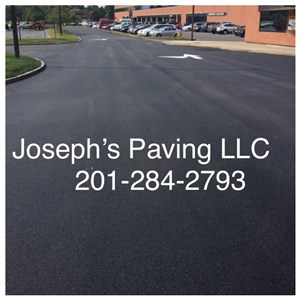 Josephs Paving Logo