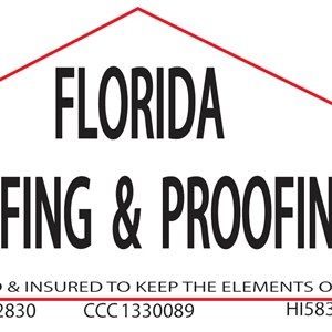 Florida Roofing & Proofing Logo