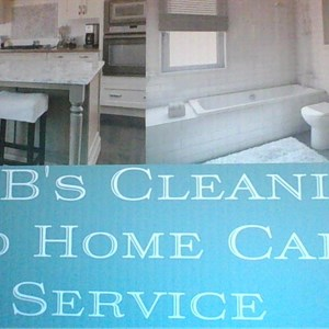 Mr. Bs Home Cleaning And Home Care Service Logo
