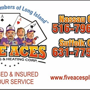 Five Access Plumbing & Heating Cover Photo