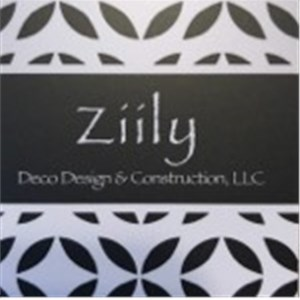 Ziily Deco Design and Construction Logo