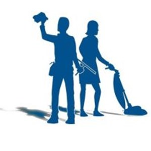 The Cleaning Department Fresh Start Logo