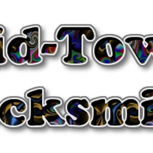 Mid-town Locksmith Logo